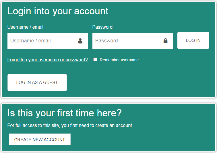 Create Account in EthioStudy